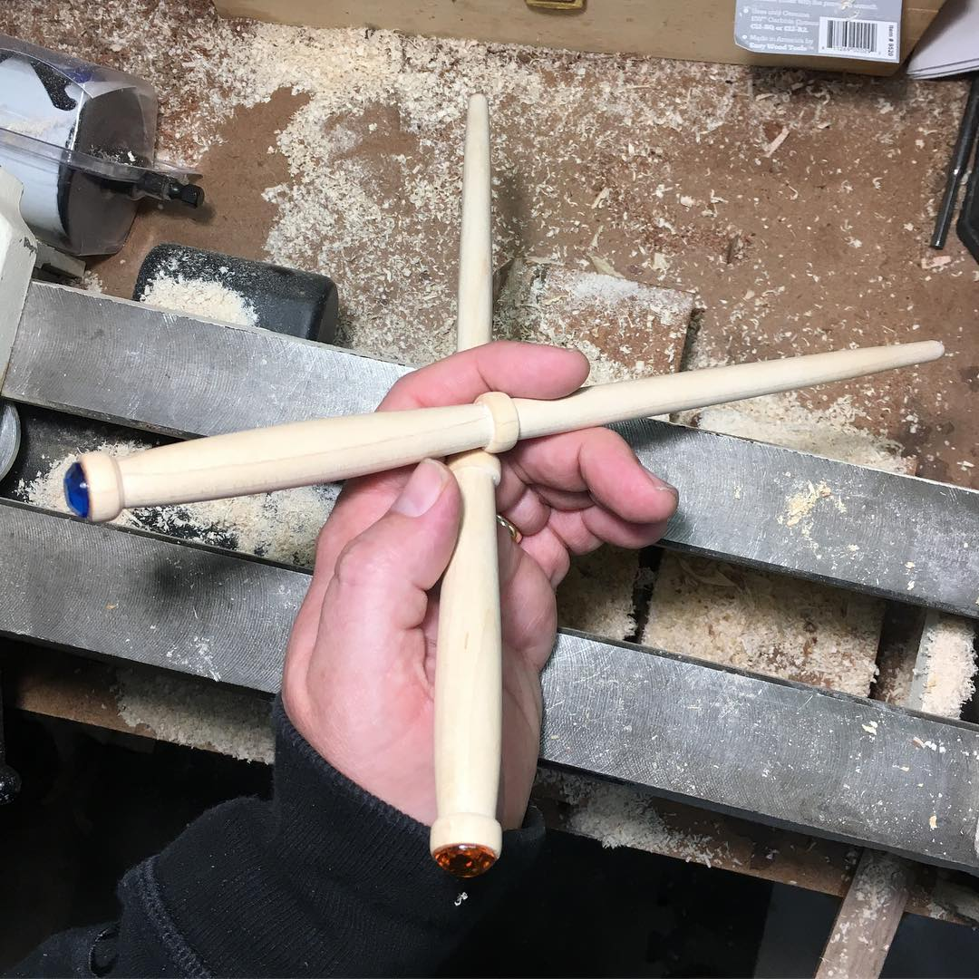 And two apprentice wands are born I held back postinghellip